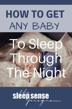 If you're the parent of a baby or toddler who isn't sleeping through the night – and if you're wondering what you can do about it – Dana Obleman is your woman! She's helped over parents and counting! Find out more. Kids Sleep, Baby Sleep, Sleep Sense, Sleep Training Methods, Love Your Family, Sleeping Through The Night, Sleep Problems, Everything Baby, Mom Blogs