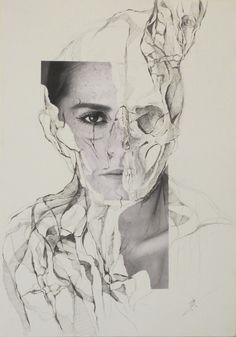 Saatchi Online Artist: sanaz vosough ghanbari; Painting, Assemblage / Collage No title  More realistic