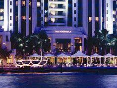 Hotel The Península. Bangkok.