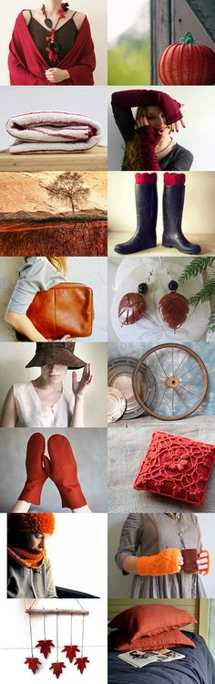 Autumn's Call by Rosa on Etsy--Pinned with TreasuryPin.com