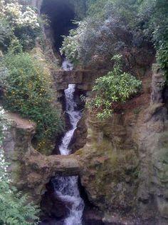 Parc des Buttes Chaumont, Champagne-Ardenne, France
