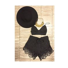 Get this BOLD boho look here at OPIUM  Our BLACK FLOPPY HAT, black bralette (available in white and royal blue), our Gypsy Chain necklace in GOLD and our LACED OUT highwaists  Just add your selection of shoes and off you go  For APPOINTMENTS, PRICES or INFO pls thru TEXT ONLY 787.605.3404 11-8pm WE SHIP WORLDWIDE  #shoplocal #ootd #fashion #sanjuan #calleloiza #puertorico #compralocal #festival #trend #trendy #spring #summer #sexy #LOOKBOOK  #style #governorsball #coachella #coachella2015…