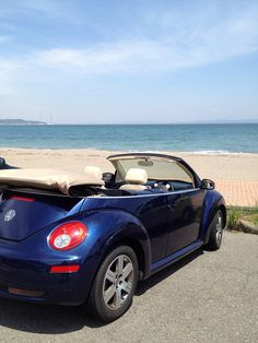 new beetle cabriolet.