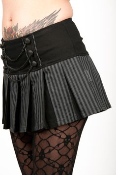 """I keep telling myself, """"This will be the last adorable pleated miniskirt I pin"""" . . ."""