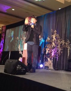 .@mishacollins waves bye :) #sfcon2015