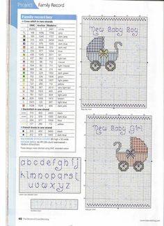 Gallery.ru / Фото #18 - The world of cross stitching 172+All Our Yesterdays - tymannost