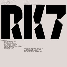 Graphic designer Thomas Kurppa plays with the dualism between control and chaos Design Typography, Design Logo, Design Poster, Typography Letters, Typography Inspiration, Typography Poster, Type Design, Graphic Design Inspiration, Poster Designs