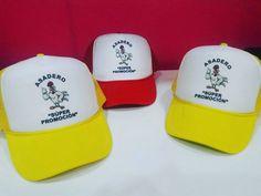 Si necesitas gorras estampadas para tu empresa cotiza con nosotros…