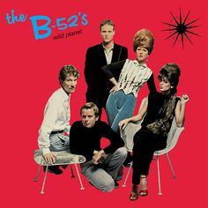 'Wild Planet': How The B-52s Partied Out Of Post-Punk's Bounds