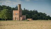 The exterior of The Tower, Nr. Aylsham, Norfolk. © Mike Henton