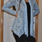 Scarf Neck Cardigan (Women) - Swoon Sewing Patterns free