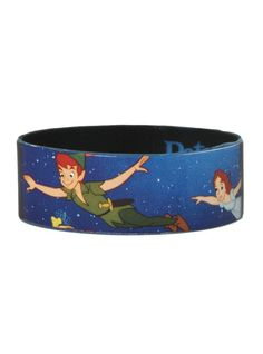 Best Bracelet 2017/ 2018 : Best Bracelet 2017/ 2018 : Disney Peter Pan Flying Rubber Bracelet | Hot Topic...