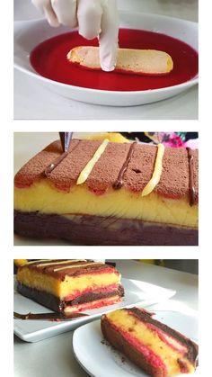 My Dessert, Dessert Recipes, Cheesecake, Biscotti, Sweet Cakes, Gelato, Italian Recipes, Tiramisu, Mousse