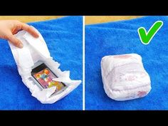 35 travel hacks that will save your money Crafts For Teens, Crafts To Sell, Diy And Crafts, Paper Crafts, Hacks Videos, Kids Videos, Craft Videos, Camping Hacks, Tent Camping