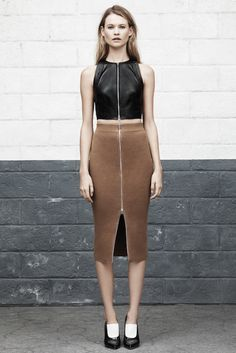 spring 2014 ready-to-wear: t by alexander wang