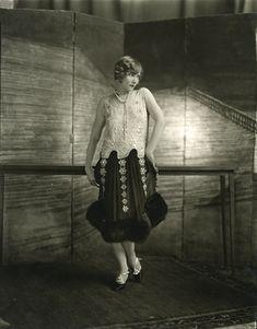 Gilda Gray, 1925. foto James Abbe. Met dank aan ©James Abbe Archive.