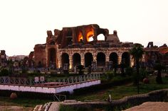 "last-of-the-romans: "" The Amphitheater of Capua """