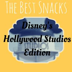 Touring Disney's Hollywood Studios is hungry work so make sure you keep your motor running with the delicious snack options in this park. Writer's Stop This little bookstore/coffee shop on The Stre...
