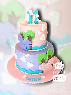 Birthday Cake for a Squirrel lover :) Squirrel Cake, Squirrel Food, Birthday Cake, Birthday Parties, Birthday Ideas, Cake Wrecks, Forest Cake, Cupcake Cakes, Cupcakes