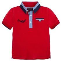Mayoral Erkek Polo Yaka Kısa Kol T-shirt Kırmızı