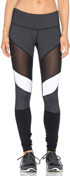 Trending On ShopStyle - Vimmia Adagio Legging - ShopStyle Women
