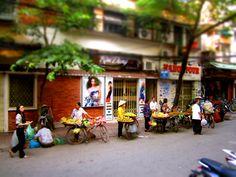 Hanoi, Vietnam Old French Quarter