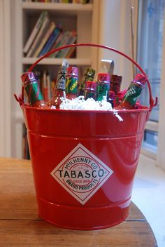 Tabasco Sauce, gotta have it! Tabasco Hot Sauce, Tabasco Pepper, Green Pepper Sauce, The Chew, Spicy Recipes, Saveur, Stuffed Green Peppers, Spice Things Up, Free Food