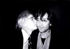 Warhol e Lennon