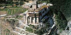 Monastery of Stavronikita in Athos