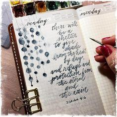 I take it you like drip fountain pens... perhaps