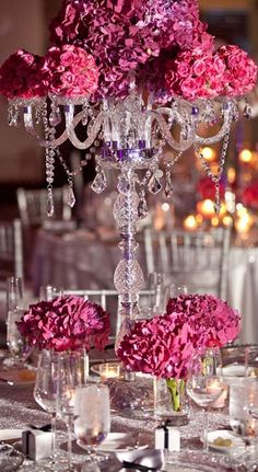 24 Feet of Hanging Glass Crystals with 24 French Cut Chandelier Prism Crystals Baroque French Pendalogue French Pendant