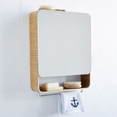 Bathroom Cabinet by West Elm