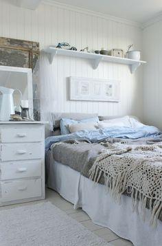 #naturel #wit #slaapkamer