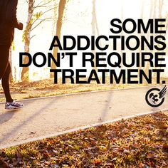 Some addictions don't require treatment.
