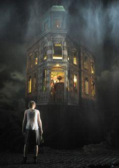National Theatre production set design: