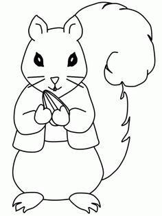 """Képtalálat a következőre: """"mókus színező"""""""