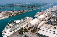 This is where we start and end our trip-Port of Miami