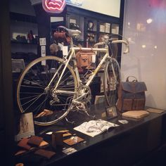 We're ready for Kjøre Project event, cocktail party. Wednesday Jan. 14 th, 18 pm - 21 pm.  In collaboration with Simone Fiori, Italian Vintage Bike  Street: XXVII APRILE 37 R - Florence.  #Pitti #pu87 #Florence #Italy #fixie #fixed #fixibike