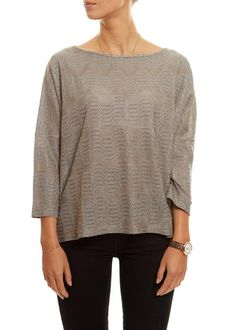 M Missoni Silver Cropped Evening Top Evening Tops, Shirt Blouses, Shirts, Outerwear Women, Missoni, Fashion Boutique, Women's Tops, Fashion Ideas, Pullover