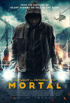 Mortal (2020): Trailer: Mortal (2020)MORTAL is a fantasy adventure origin story about a young man, Eric, who discovers he has God-like… Nat Wolff, Hallmark Christmas Movies, Hallmark Movies, Marvel Movies, Horror Movies, Scary Stories To Tell, Free Tv Shows, Popular Tv Series, New Clip
