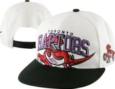 Toronto Raptors NBA 47 Brand Vintage White Blockhouse MVP Snap back Hat by '47 Brand. $24.99. Snap back. Quality embroidery. Officially Licensed. Help support your favorite team in this NBA Retro Snap Back Hat from Twins Enterprises 47 Brand. Features embroidered logo's, stylish adjustable snap back, and contrasting team colors for added style.  Officially licensed by the NBA.