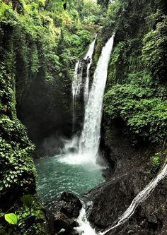 From magnificent mountains to rugged coastlines to volcanic hillsides to black sandy beaches, Bali boasts a rich and diverse culture. Bali Waterfalls, Sandy Beaches, Travel Guide, Mountains, Outdoor, Outdoors, Travel Guide Books, Outdoor Games, The Great Outdoors