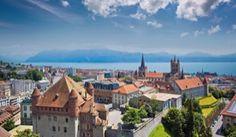 une journée idéale à Lausanne