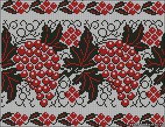 Схема вишивки рушника. Обсуждение на LiveInternet - Российский Сервис Онлайн-Дневников