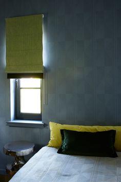 Le choix dune chambre grise et pastel, toute douce