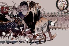 The Art Of Animation, Akiya_kageichi  -  ...