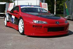Racing Red 406 Coupé