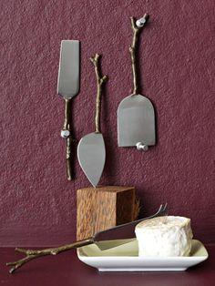 Twig Cheese Knives Set $29 at westelm.com
