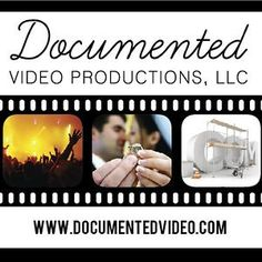 Documented Video Productions, LLC  I know the owner personally and he does great work.  If you ever need any videography done for weddings, mitzvahs, or corporate events, this is the company for you!  http://www.documentedvideo.com