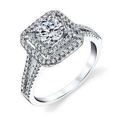 925 Sterling Silver Square Designed Cubic Zirconia Engagement Wedding Ring Minxwinx http://www.amazon.com/dp/B01BACVI6G/ref=cm_sw_r_pi_dp_b5QTwb19648SR